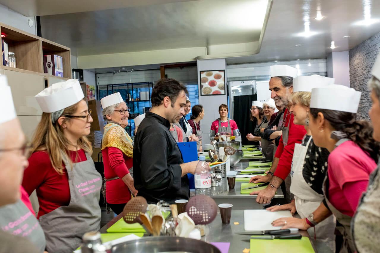 atelier culinaire casiopeea
