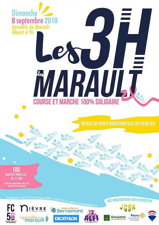 3 heures du Marault