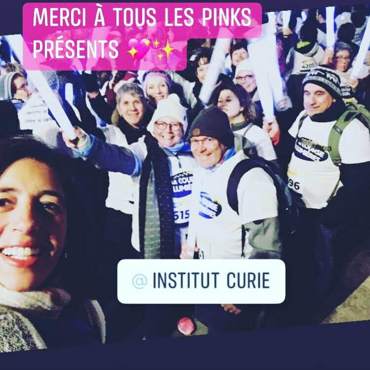 Course des Lumières Paris Institut Curie