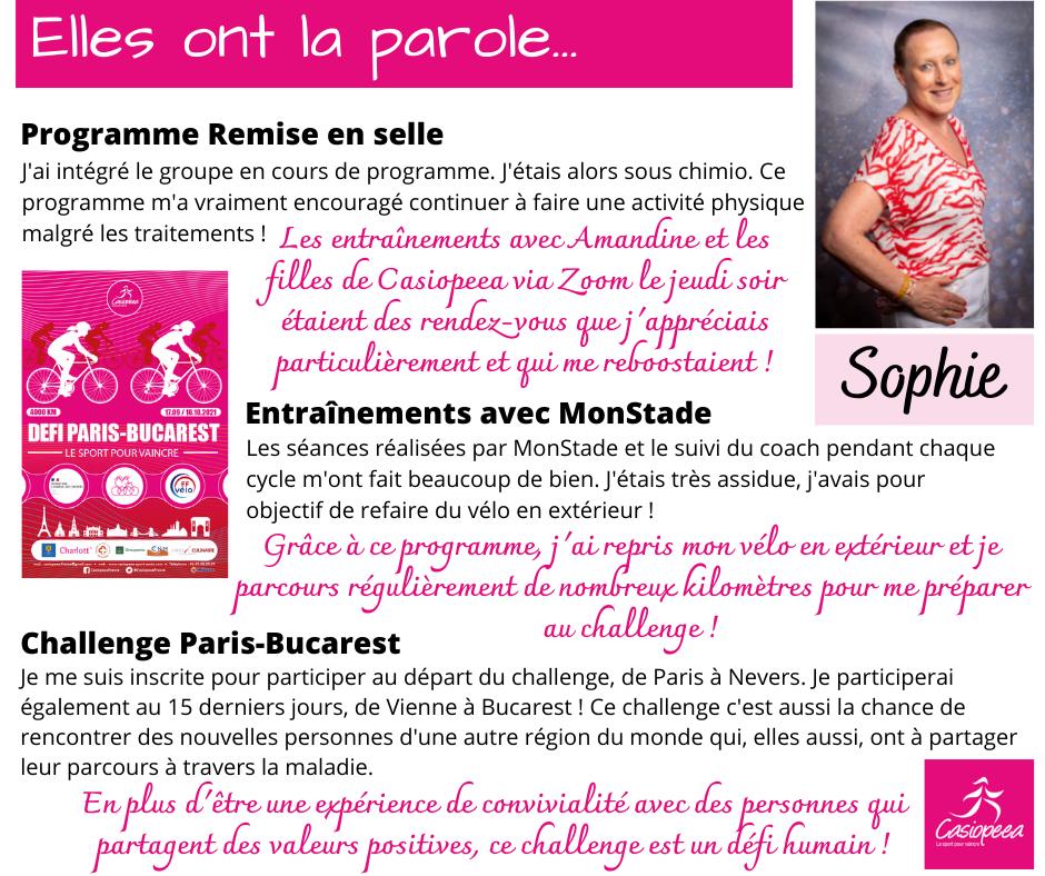 Challenge Paris Bucarest
